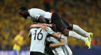 Švédsko - Belgie 0:1. Hazard a spol. slaví postup, Ibrahimovic jede domů