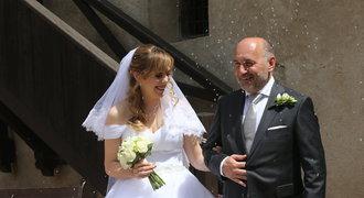 Majitel fotbalové Plzně Paclík se oženil: Boss skočil do chomoutu!