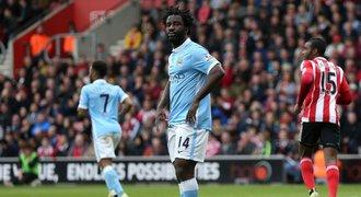 Wilfried Bony opouští Manchester City, hostovat bude ve Stoke