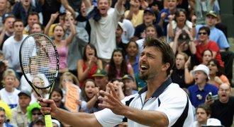 Nový Berdychův kouč? Wimbledonský přízrak s dávkou trenérského génia