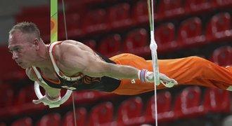 Gymnasta v Riu pařil, Nizozemci ho poslali domů: Nepřijatelné chování!