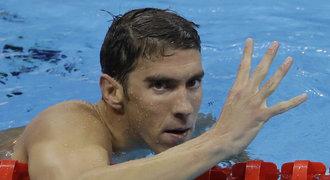 Nejúspěšnější olympionik plavec Phelps: Několikrát jsem přemýšlel o sebevraždě!