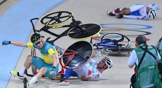 Cavendish spustil brutální pád. Horší než ruský doping, zuřil expert
