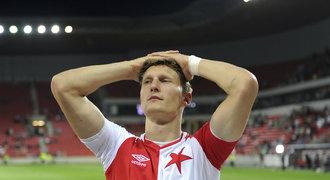Tvrdá lekce, Slavia narazila na svůj strop. Teď ji čeká dlouhá cesta