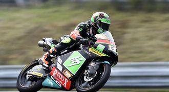 Kornfeil vybojoval na Silverstonu jeden bod, Viňales poprvé ovládl MotoGP