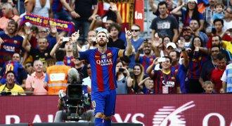 Geniální Messi řádil! Tady je DESET hvězdných momentů proti Betisu