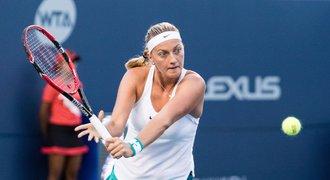 Kvitová zničila i Makarovovou, v semifinále vyzve Radwaňskou