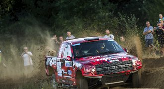 Prokop poprvé ostře testoval DakarKáru. Zapracovat musíme na motoru