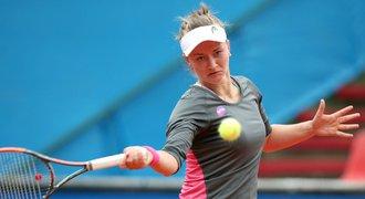 Cenný skalp! Krejčíková s Draganjou vyřadili na US Open první nasazený pár