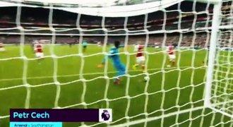 NEJ zákroky Premier League: Ukázal se Čech i exbarcelonský Valdés
