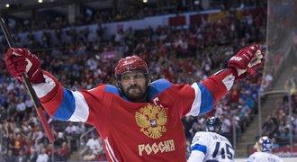 Rusko – Finsko 3:0. Sborná vyzve na SP Kanadu, mladí Američané končí