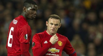 Rooney nechal penaltu Pogbovi. Před lety ji bral Giggsovi, nechápal Owen