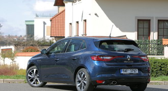 Renault Mégane 1.5 dCi Bose: Nejpohodlnější z rodu Mégane