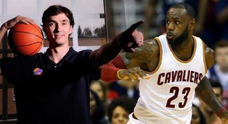 JAK TO BYLO: Češi v NBA před Satoranským. Welsch hrál s LeBronem