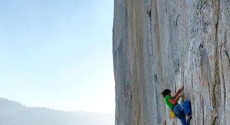 Rekordman Ondra: Chci lidi motivovat, aby měli vášeň pro odvážné věci