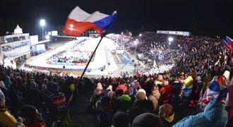 Zástupci fotbalu a hokeje: Biatlonový boom pomůže i našim sportům