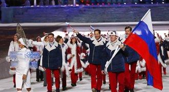 Rusové se poprvé přiznali k řízenému dopingu: Bylo to spiknutí
