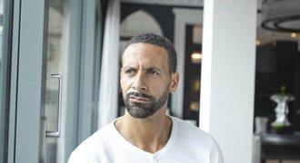 Ferdinand: Péče o děti bez manželky? Znal jsem jen fotbal, všechno se učím