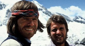 Vrátíte se s poškozeným mozkem! Horolezec Habeler vzpomíná na Mount Everest