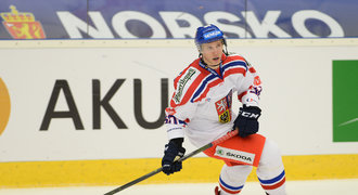 Košťálkovi dal Jandač šanci v lize a vytáhl ho i před MS: Chci se porvat o NHL