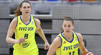Basketbalistkám USK finále Final Four uniklo. Kursku podlehly v prodloužení