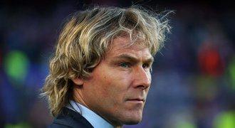 Nedvěd o budoucnosti v Juventusu: Už mě to unavuje, ulevil si