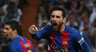 Barcelona si pojistí hvězdu. S Messim podepíše smlouvu do roku 2021
