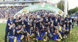 Překvapivý vítěz MOL Cupu? Zlínu nikdo nehodil pohár do klína