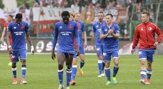 Slavia vyhrála, lavička ukázala palec dolů. Ale jsme spokojení, tvrdil Škoda