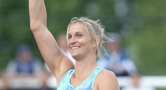 Ani výkon roku na vítězství nestačil! Špotáková skončila na mítinku v Lausanne druhá