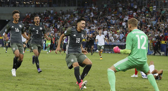 EURO U21: Anglie - Německo 2:3 po pen. Drama rozhodl v rozstřelu Amiri