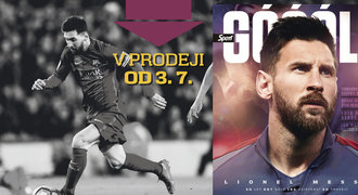 Nový Sport Góóól: Messiho třicítky, matadoři Torres a spol. či Morávek o bundeslize