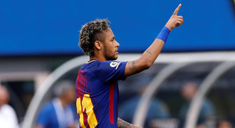 Neymar kouzly skolil Juventus. Messi a Suárez ho přemlouvali kvůli PSG