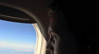 Problémy tenisty Berdycha na cestě do zámoří: Drama v letadle!
