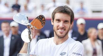 Finálový souboj Mayerů v Hamburku vyhrál Argentinec Leonardo