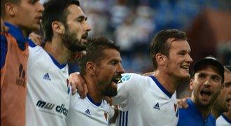 Unikátní VIDEO z hitu Baník - Slavia: Barošův den se syny i gólem po ruce