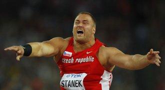 Koulař Staněk byl ve finále Diamantové ligy v Bruselu pátý, vyhrál Hill