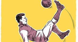 Hrdinové českého fotbalu! Nová unikátní kniha přinese zajímavé příběhy
