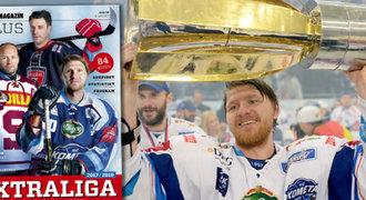 Sport Magazín Plus už dnes: 84 stran k hokejové sezoně!