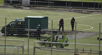 Vzpomínka na Hitlera! Bomba z války byla pod fotbalovým hřištěm Stuttgartu