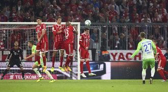 Bayern ztratil vedení 2:0, Neuerův náhradník udělal velký kiks