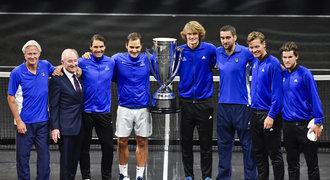 Co se povedlo na Laver Cupu? Federer jako hrdina i trenér a týmový duch