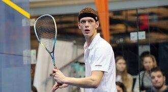 Čeští squashisté skončili na mistrovství Evropy v druhém kole