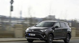 Toyota RAV4: Počítáme s RAV