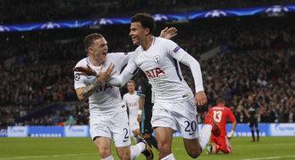SESTŘIHY Ligy mistrů: Tottenham zničil Real 3:1, City otočili s Neapolí