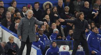 Mourinho vrací úder Contemu: Trpím demencí? Mě ale nevinili z korupce