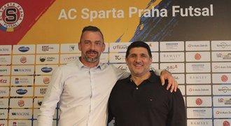 Sparta sní o futsalovém trůnu. S cizinci je letos velká šance, říká trenér