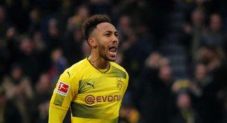Kouč Dortmundu Bosz: Aubameyang všechno zničil! Odejde do Anglie?