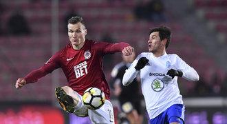 SESTŘIHY: Sparta smetla Boleslav. Slavia je druhá, Plzeň opět slaví