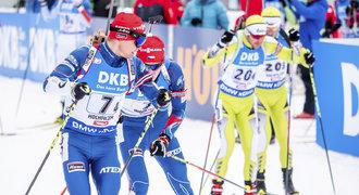Radikální řešení netřeba, biatlonisté do olympiády zesílí, říká Matouš